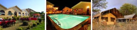 Highview Hotel, Springlands Hotel,Wildcamps