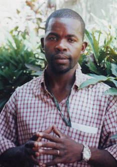 Matauna Mpemba, Chairman of the Mount Kilimanjaro Porter Society