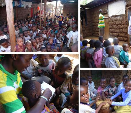 Kilimanjaro English Nursery School - old premises