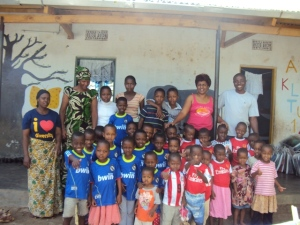 The Kilimanjaro Children