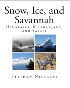 Snow Ice and Savannah