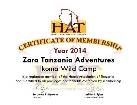 Ikoma Wildcamp