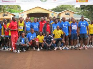 Ngorongoro Marathon 1