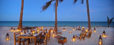 7 Beach Dinner