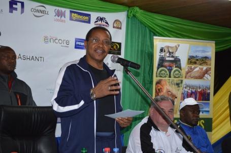 Former president of Tanzania Dr Jakaya mrisho kikwete